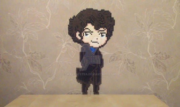 Sherlock Holmes - Perler