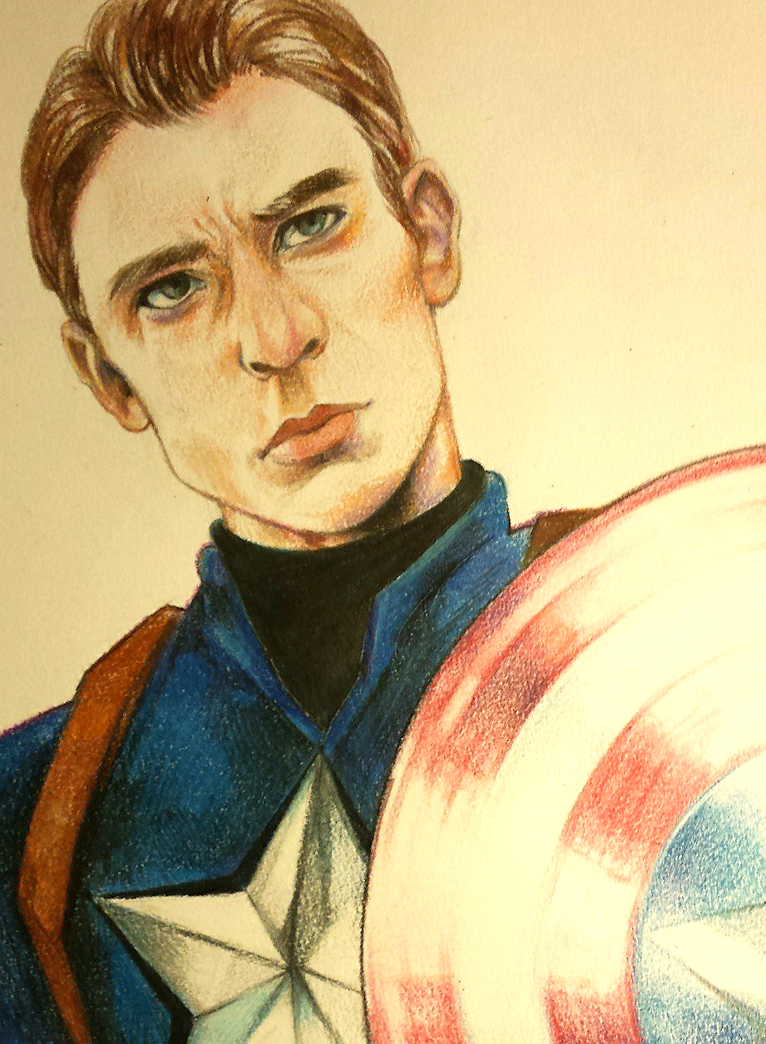 RE:Captain America by Chronochu-Chan