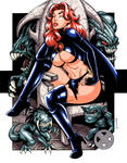 UXBabes 14 - Goblin Queen
