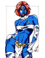 Savage Land Mystique