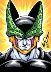 Sketch Card - Perfect Cell