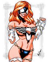 Savage Land Spiderwoman II by gb2k