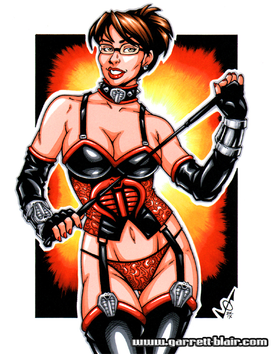 Cobra Dom Sarah Palin comm by gb2k