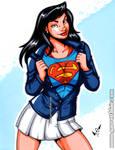 Lois Lane commission