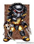 GBChibi Predator updated