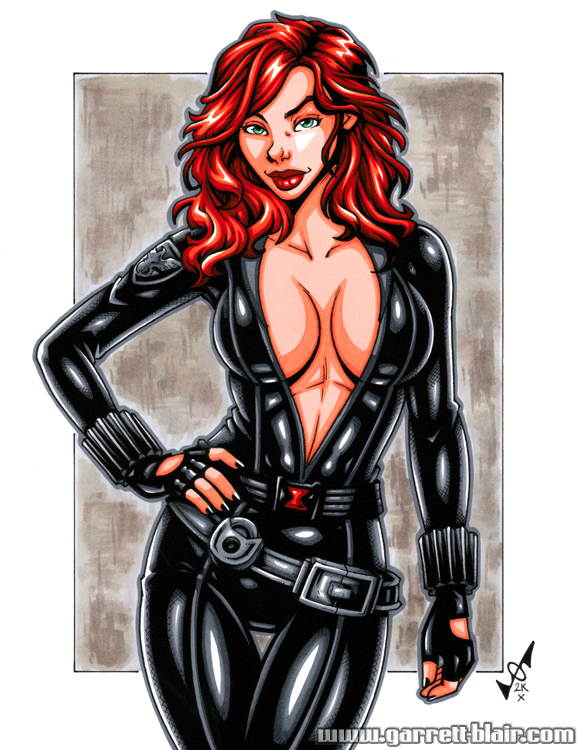 Black Widow IM2 by gb2k