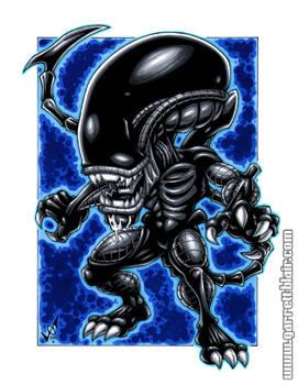 GBChibi Alien updated