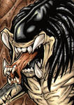 Sketch Card - Predalien