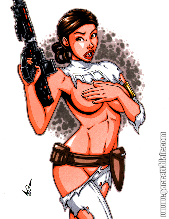 Padme OOPS by gb2k