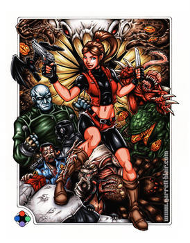 Game Galz - Claire Redfield