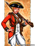 Redcoat commission