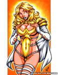 White Queen Phoenix Force 5