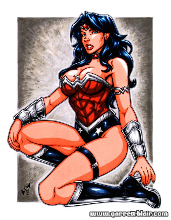 Wonder Woman New52 by gb2k