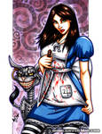 Alice Madness Returns commission