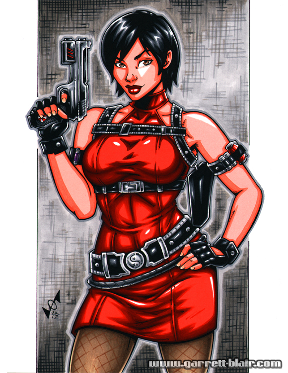 Ada Wong by gb2k