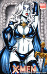 Lady Death Sketch Cover commission