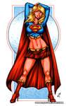 Supergirl Bodyshot