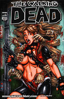 Claire Attacked! Sketch Cover by gb2k
