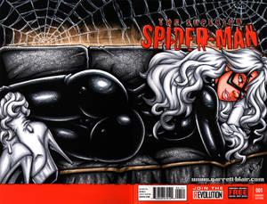 Black Cat sketch cover