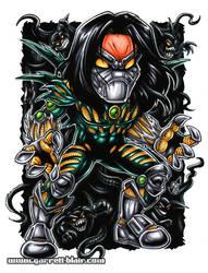 Darkness GBChibi commission by gb2k