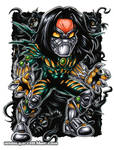 Darkness GBChibi commission