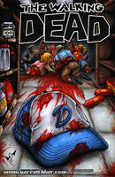 Clem's Dead sketch cover by gb2k