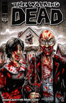 Undead American Gothic sketch cover