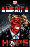 Red Skull Hope sketch cover