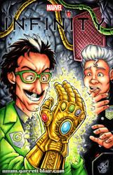 Dr Forrester sketch cover