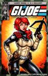 Scarlett sketch cover by gb2k