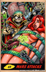Mars Attacks Jessica Rabbit sketch cover