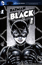 Catwoman BR bust cover