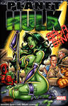 Stripper She Hulk sketch cover