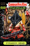 Chibi Pyramid Head sketch cover by gb2k