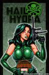 Madame Hydra sketch cover