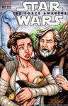Milking the Force sketch cover