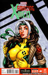 90s Rogue bust cover