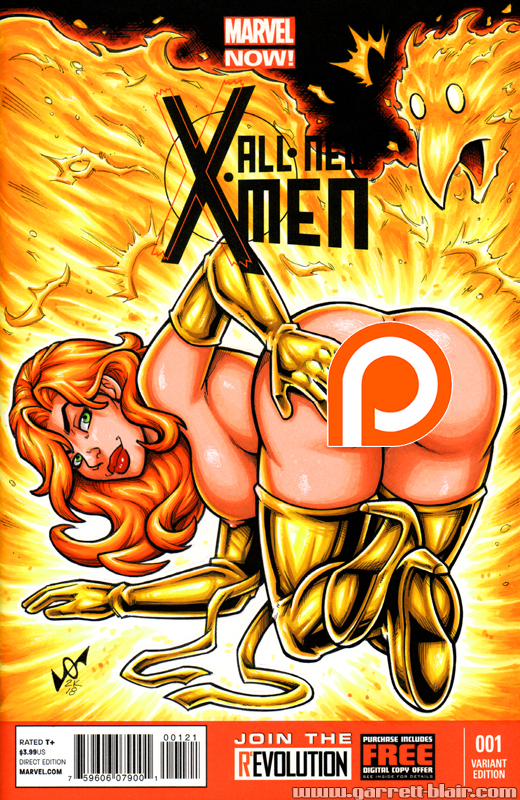 Naughty Phoenix booty cover by gb2k