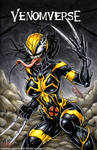 Venomized / Venomverse X-23 sketch cover