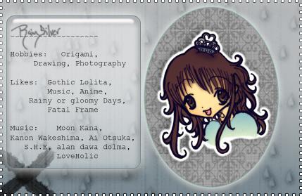 RainSilver's Profile Picture