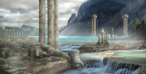 Forgotten World by desired18