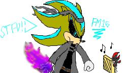iScribble doodle by FlashMan16