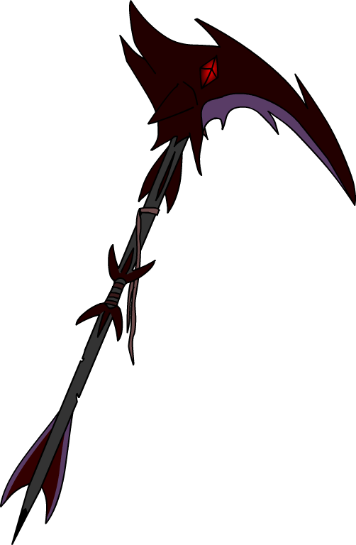 Darkman's Scythe by FlashMan16
