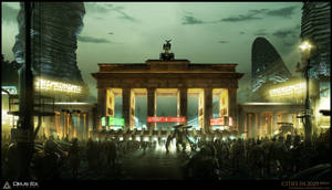 Martin Sabran Berlin Cities of 2029.