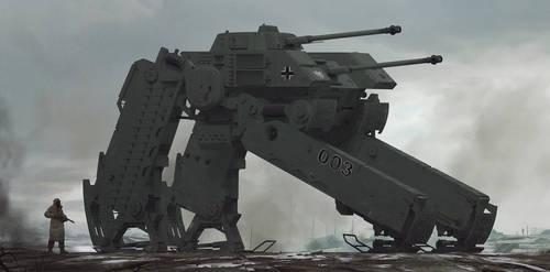 U-Kanone. by LordOguzHan