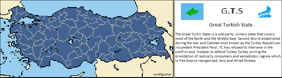 Great Turkish State  by LordOguzHan on DeviantArt