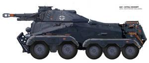 Assault Amphibious Vehicle.