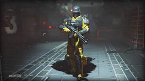 Atom Elite Soldier.