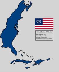 United States of Atlantis by LordOguzHan