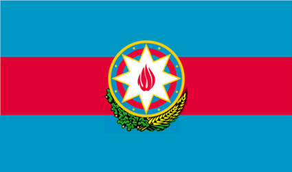 Azerbaijan (Without Islam) by LordOguzHan